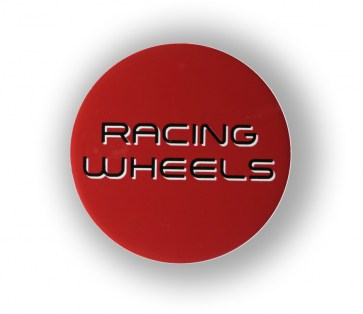 Tuning Race Wheel senterkapsler 60 mm - Gratis frakt