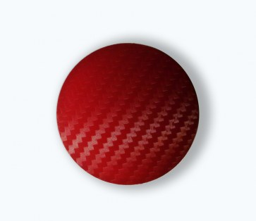 Carbon Red senterkapsler 60 mm - Gratis frakt